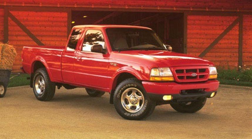 Main photo of Chris Witkowski's 1999 Ford Ranger