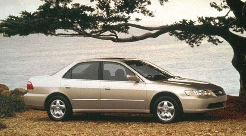 Main photo of Jose Munoz's 1999 Honda Accord