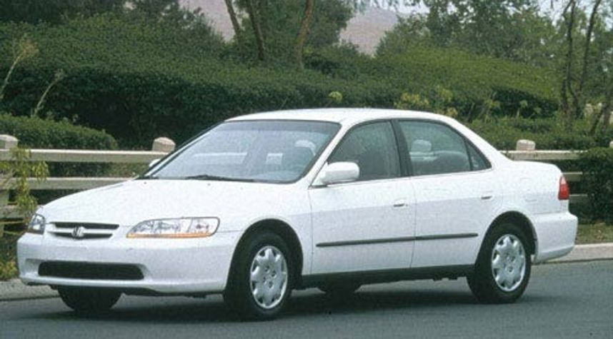 Main photo of Algeny Gonzalez's 1999 Honda Accord