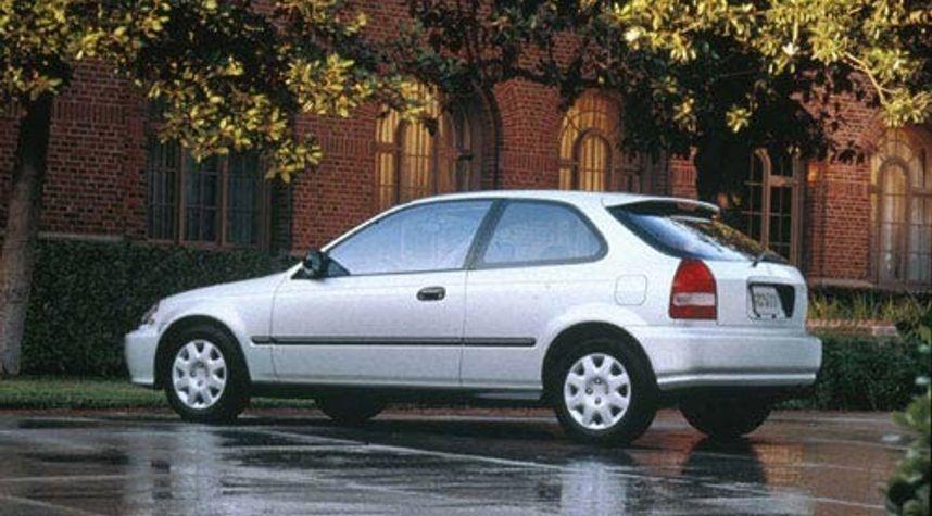Main photo of Dallas Pack's 1999 Honda Civic
