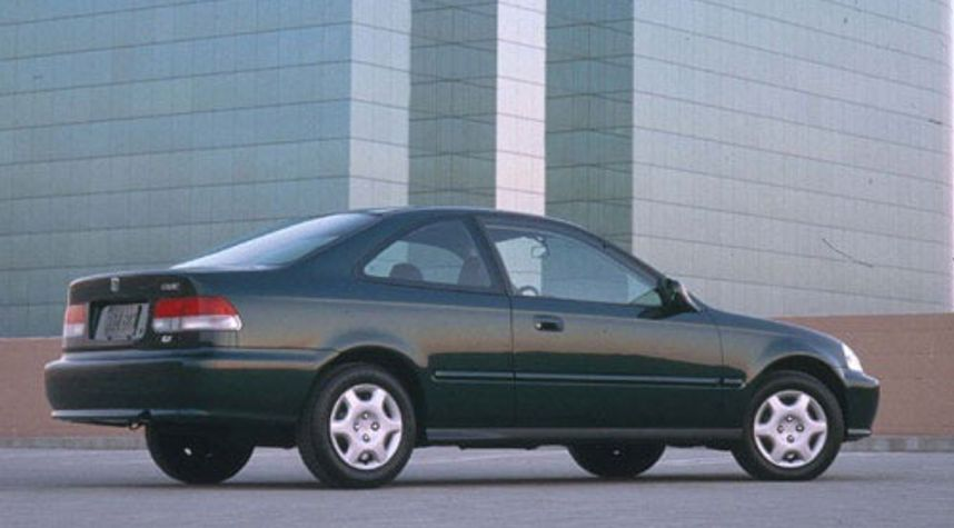 Main photo of Harry Dodge's 1999 Honda Civic
