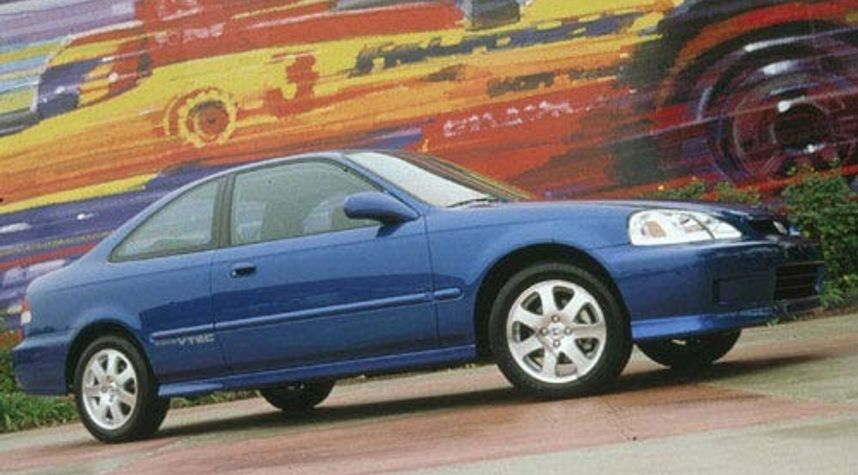 Main photo of Darryl Gilliams's 1999 Honda Civic