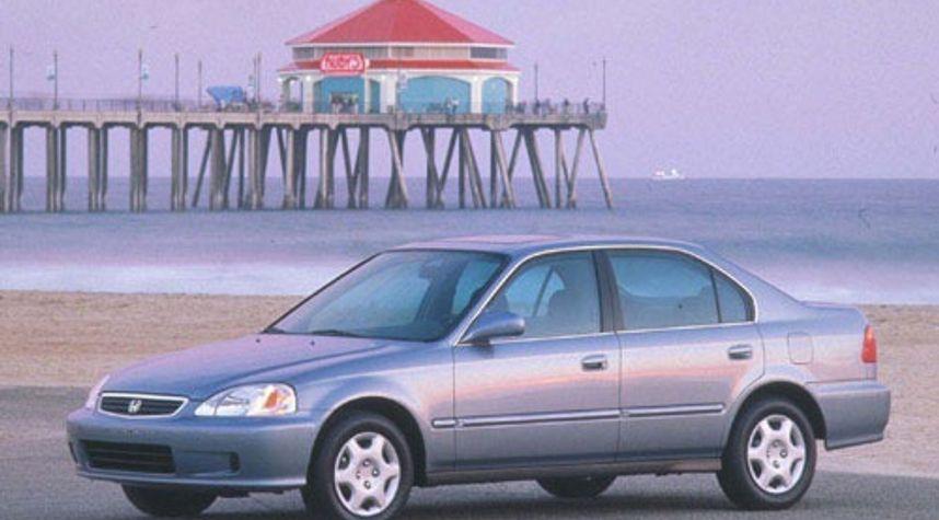 Main photo of Anthony Cantu's 1999 Honda Civic