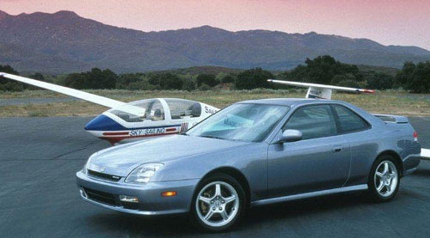 Main photo of Alex Constantine's 1999 Honda Prelude