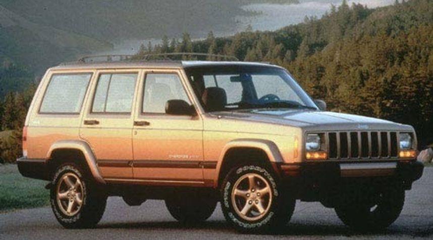 Main photo of Rahul Sharma's 1999 Jeep Cherokee