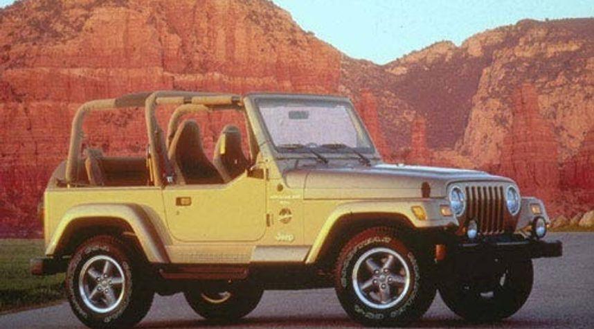 Main photo of Andrew Workmon's 1999 Jeep Wrangler