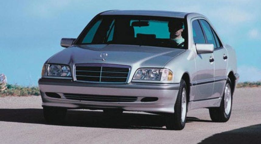 Main photo of Chase Speers's 1999 Mercedes-Benz C-Class