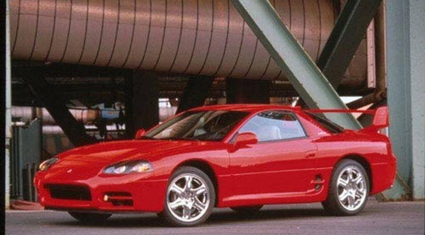 Main photo of Calvin Cornett's 1999 Mitsubishi 3000GT