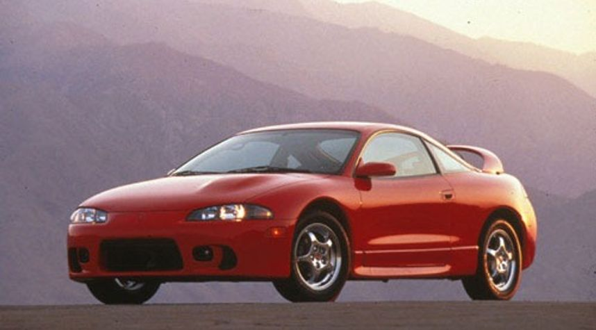 Main photo of Alex Wiebe's 1999 Mitsubishi Eclipse