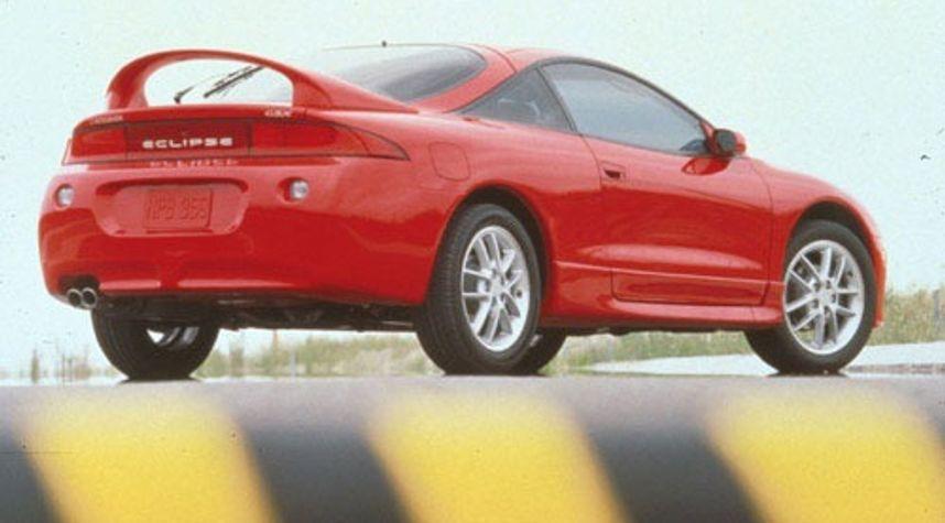 Main photo of Andis Daugavietis 's 1999 Mitsubishi Eclipse