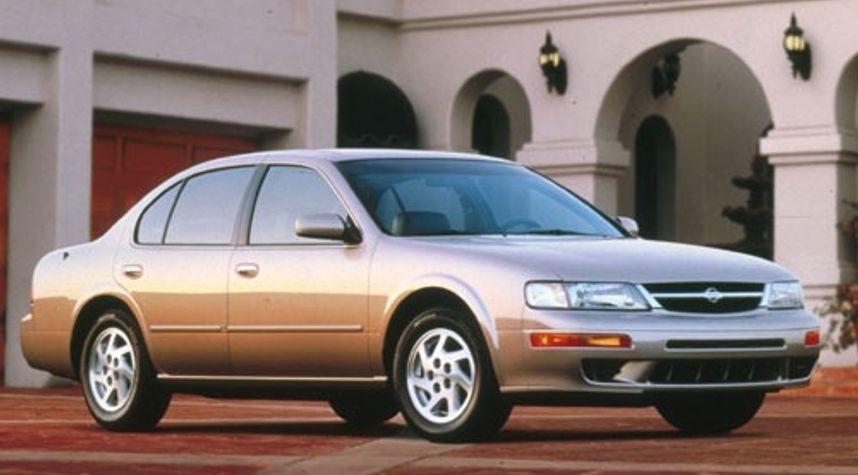 Main photo of Michael Baiotto's 1999 Nissan Maxima