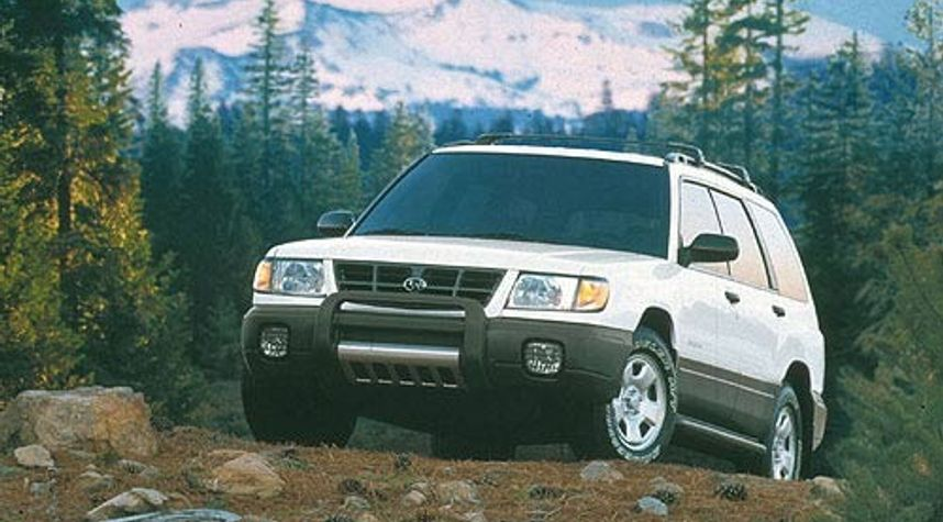 Main photo of Kolbe Brown's 1999 Subaru Forester