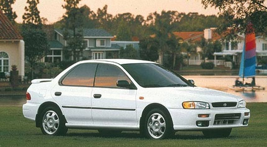 Main photo of Casey Skinner's 1999 Subaru Impreza