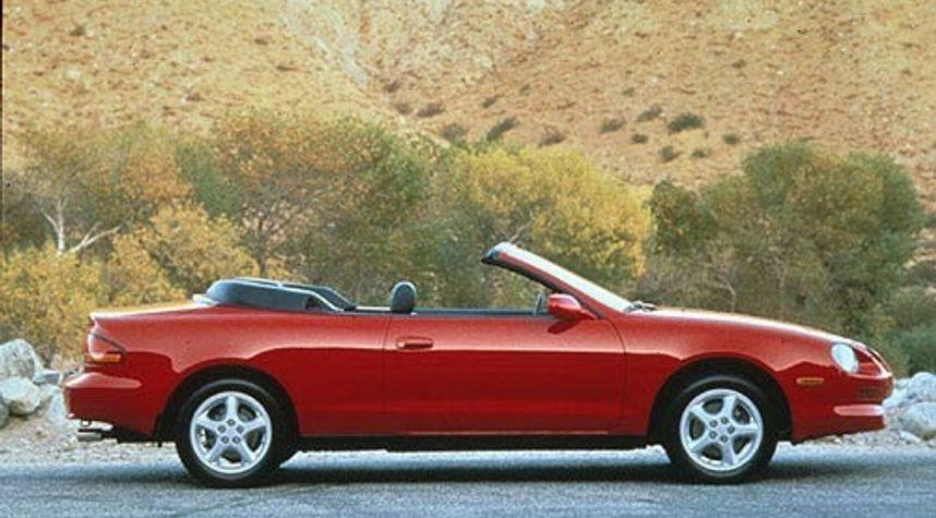 Main photo of Jason Flores's 1999 Toyota Celica