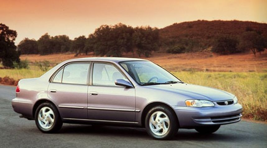 Main photo of Ed Stoner's 1999 Toyota Corolla