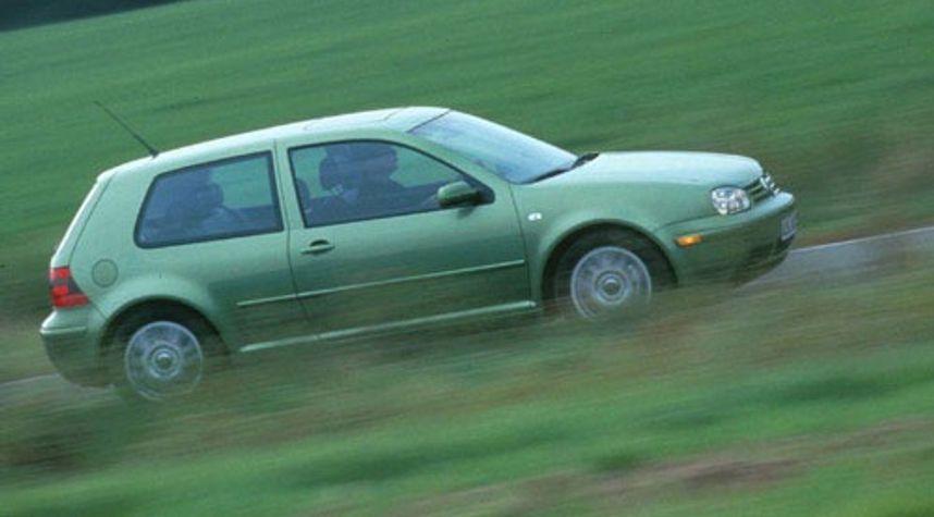 Main photo of Joakim Lidborg's 1999 Volkswagen GTI