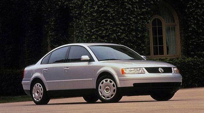 Main photo of Daryl Hodson's 1999 Volkswagen Passat
