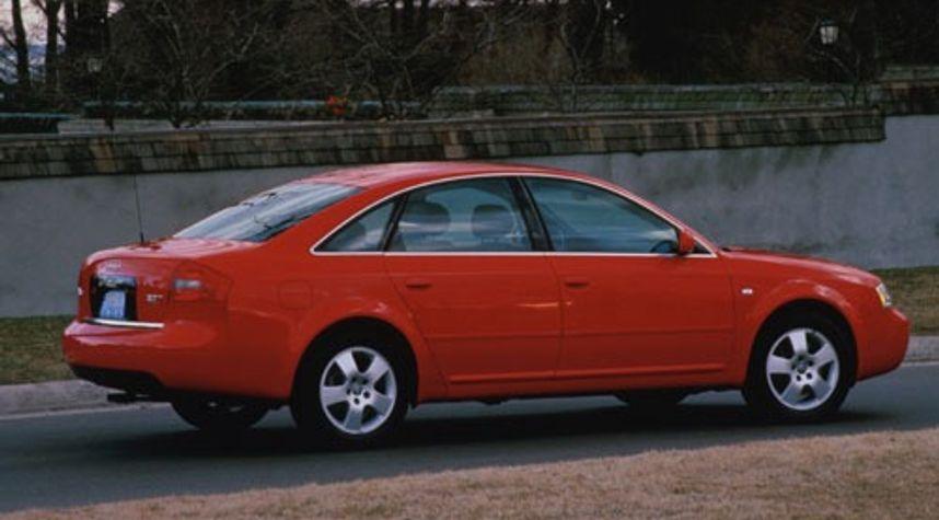 Main photo of Angel Camarena's 2000 Audi A6