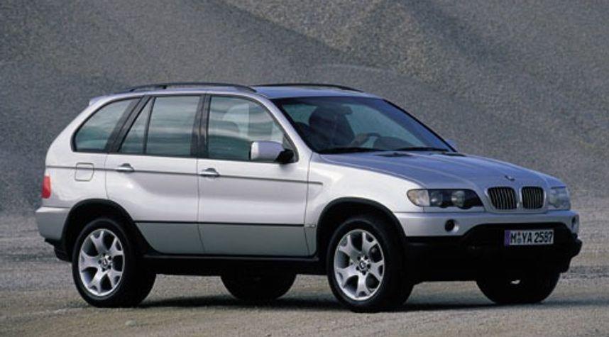 Main photo of Ledion Meço's 2000 BMW X5