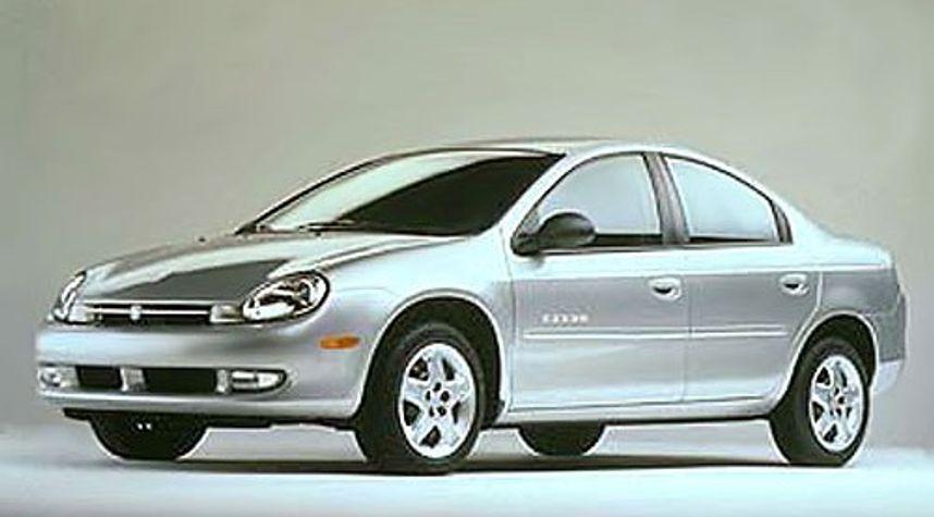 Main photo of Jeffrey  Greene's 2000 Dodge Neon