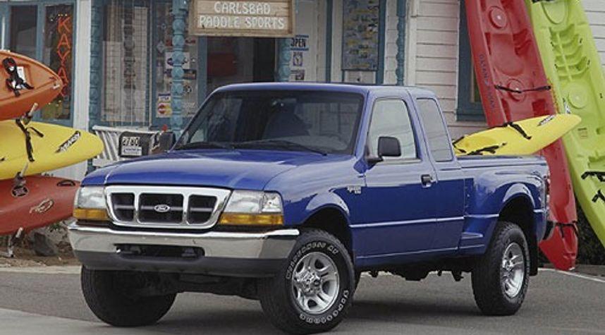 Main photo of Dieter Noesner's 2000 Ford Ranger