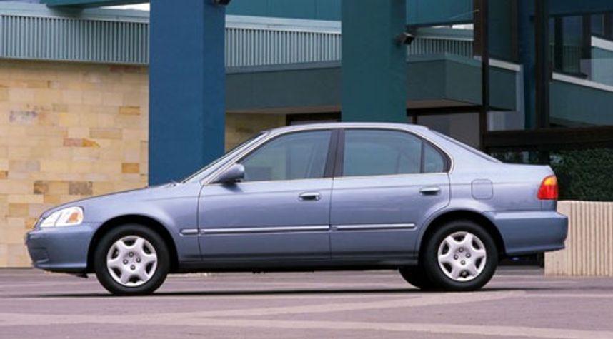 Main photo of Chris Adams's 2000 Honda Civic
