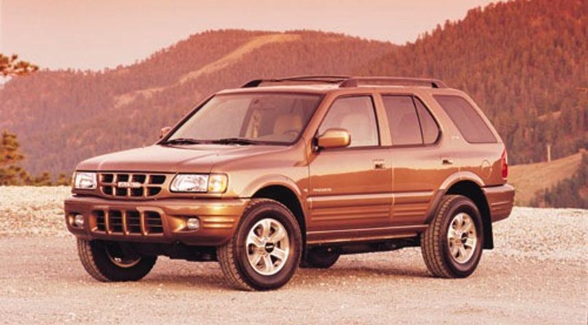 Main photo of Steve Kigs's 2000 Isuzu Rodeo