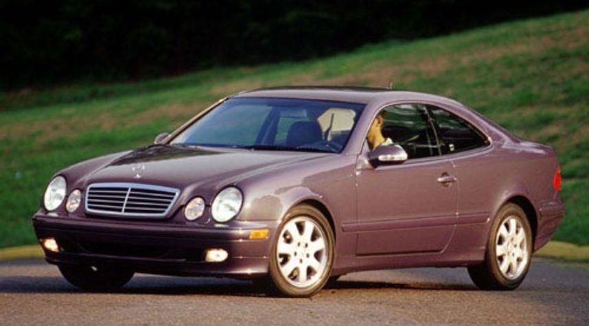 Main photo of John Cofield's 2000 Mercedes-Benz CLK-Class