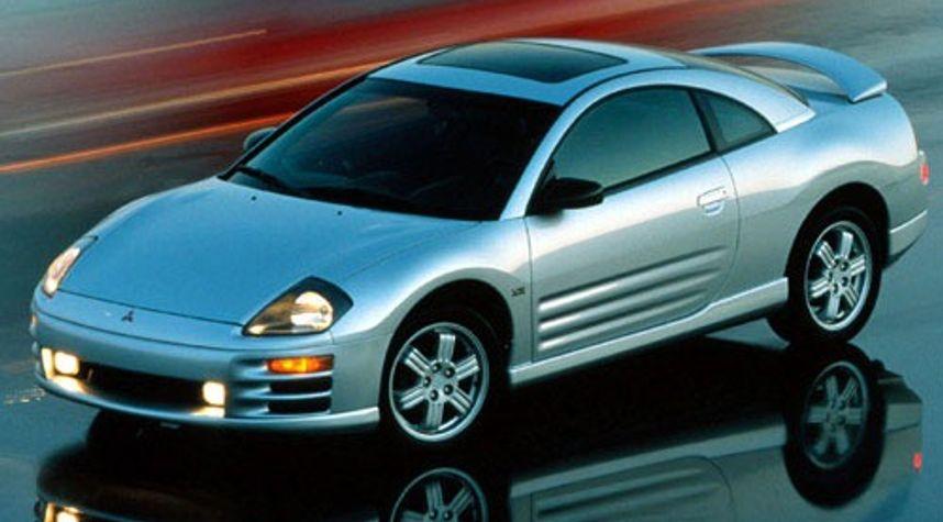 Main photo of Chanc Bacewic's 2000 Mitsubishi Eclipse