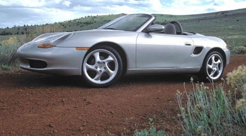 Main photo of Sean Wilkerson's 2000 Porsche Boxster