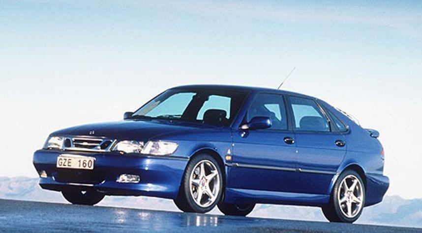 Main photo of Justin Thyme Byl's 2000 Saab 9-3