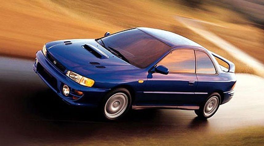 Main photo of Daniel VanDurmen's 2000 Subaru Impreza