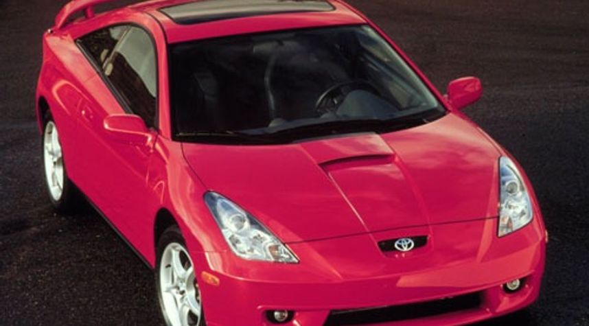 Main photo of Dennis Orf's 2000 Toyota Celica