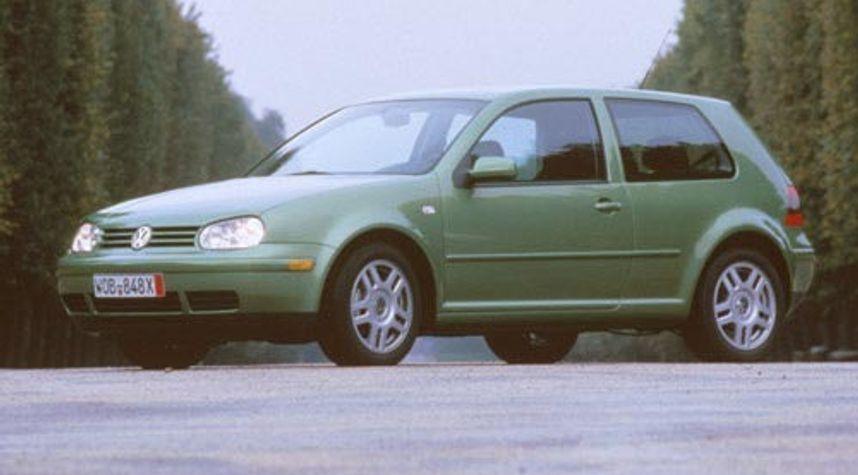 Main photo of Toney Robinson's 2000 Volkswagen GTI