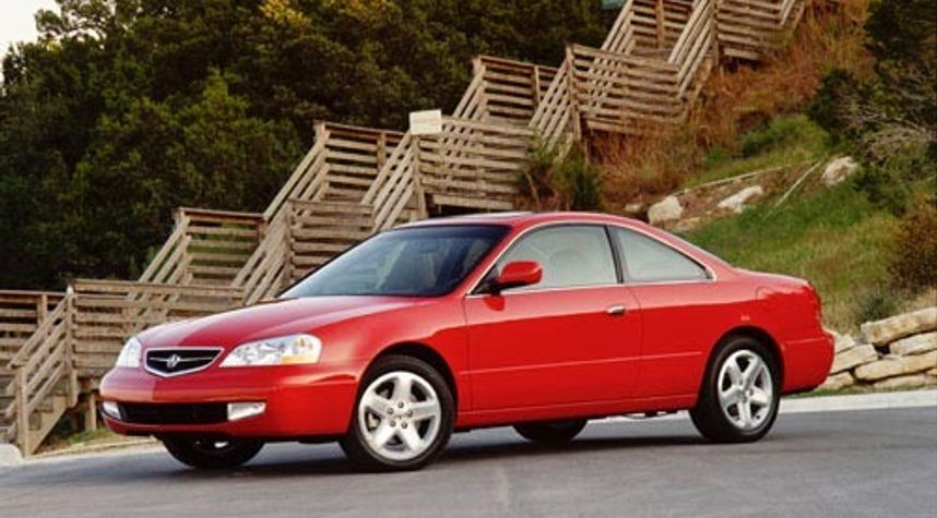 Main photo of Hrach Sargsyan's 2001 Acura CL