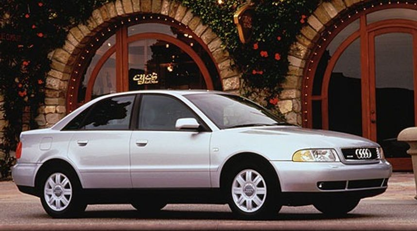 Main photo of Lucas Knese's 2001 Audi A4