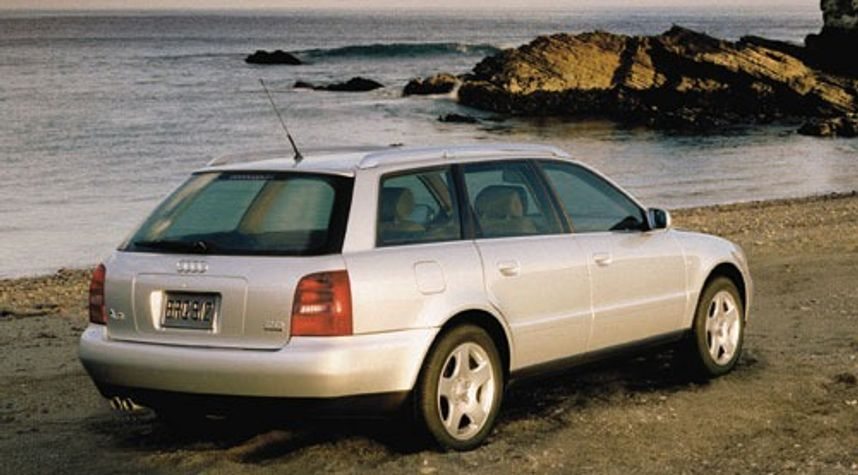 Main photo of Mike Mcconnell's 2001 Audi A4