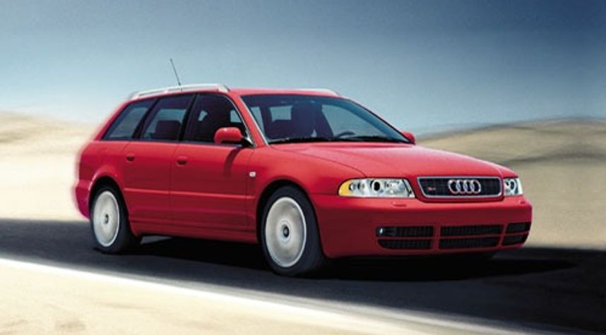 Main photo of Darren Hereford's 2001 Audi S4