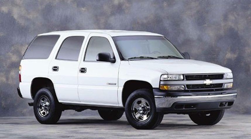 Main photo of Trent Rimmer's 2001 Chevrolet Tahoe
