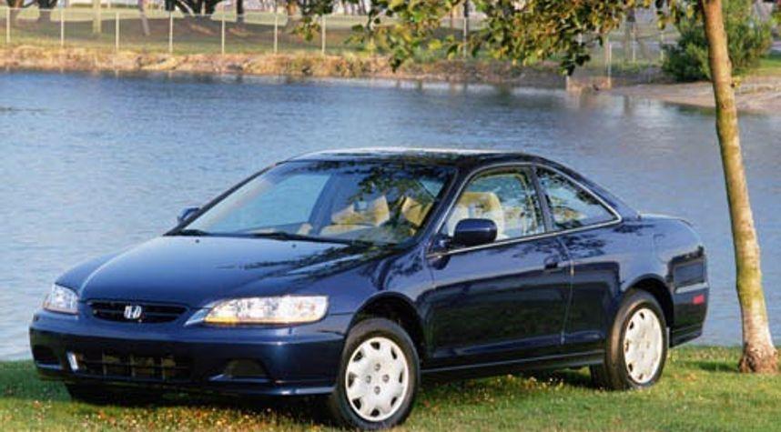 Main photo of Aidan Mcalhany's 2001 Honda Accord