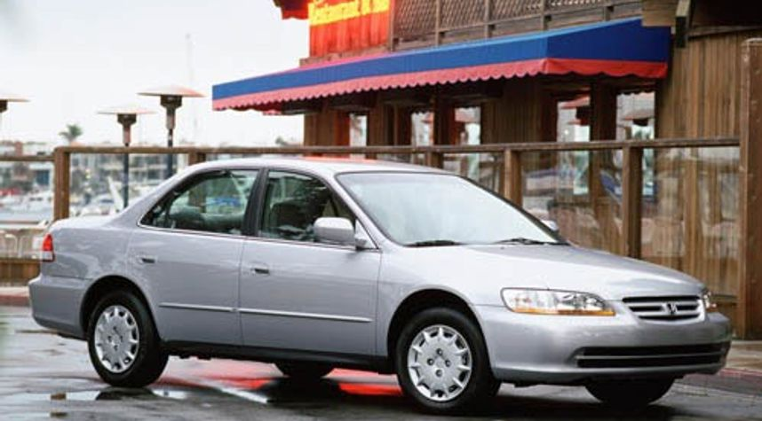 Main photo of MaxTheSpy Official's 2001 Honda Accord