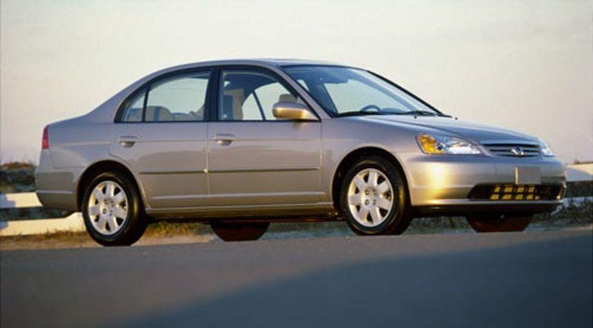 Main photo of James Castner's 2001 Honda Civic