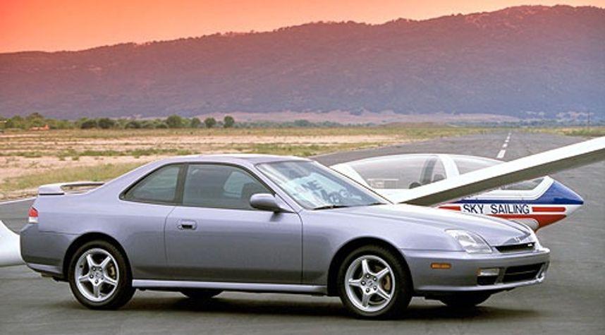 Main photo of Leandro Huerta's 2001 Honda Prelude
