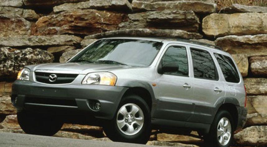 Main photo of Brandon Adams's 2001 Mazda Tribute