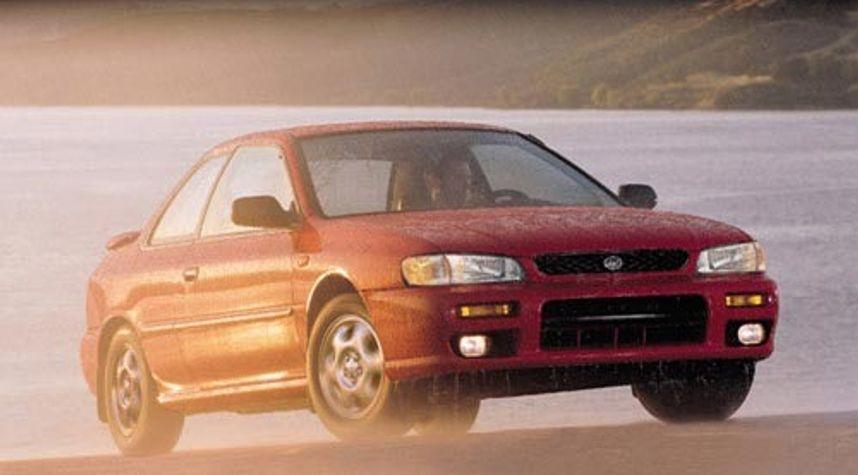 Main photo of Jon Young's 2001 Subaru Impreza
