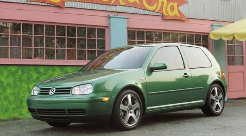 Main photo of Ben Hammer's 2001 Volkswagen GTI