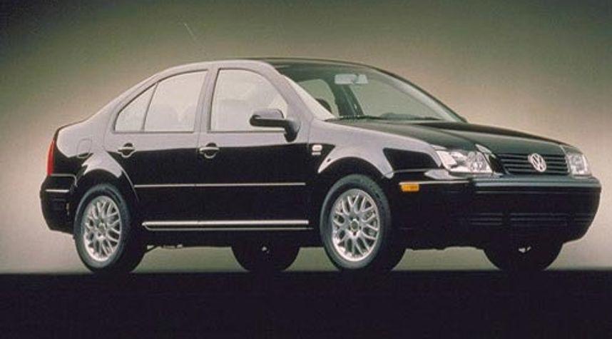 Main photo of Steven Simas's 2001 Volkswagen Jetta