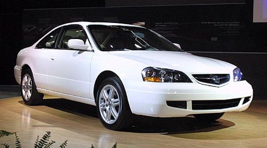 Main photo of Ashton Potter's 2002 Acura CL