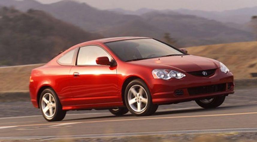 Main photo of Joey LaCorte's 2002 Acura RSX