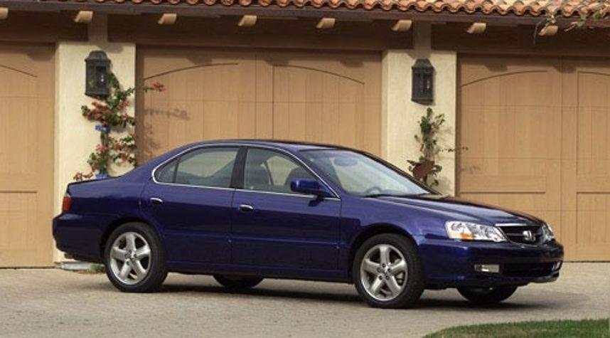 Main photo of Chris Marino's 2002 Acura TL